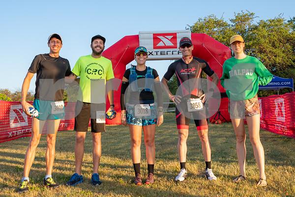 Pre & Post Race - Trail Runs