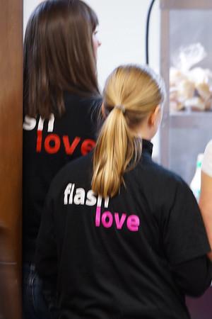 Flash Love Dinner