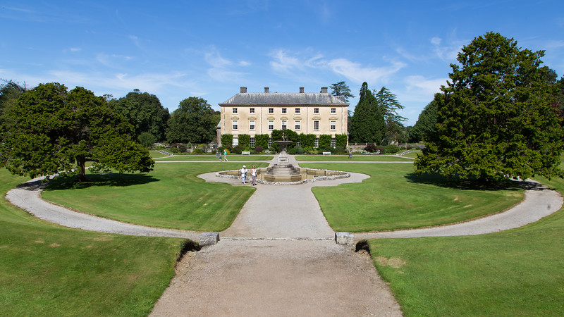 Pencarrow House and Gardens