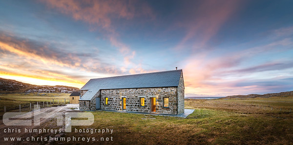 Whitehouse Lodge, Isle of Coll