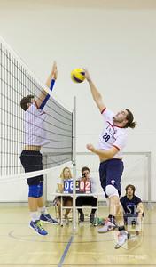TASIS vs International School of Milan  - Boys Volleyball