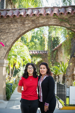 Estela and Annissa - Big Brothers Big Sisters of Orange County & the Inland Empire