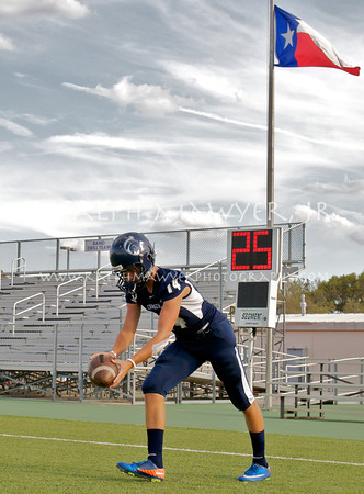 Football - Boerne-Champion vs Brandeis (2011)