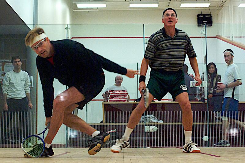 2008 Spirits of Squash vs. Deerfield Club