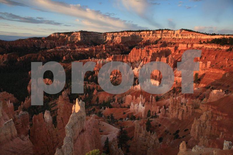 """Bryce National Park"" , ""Sunrise Point"" , 1373"