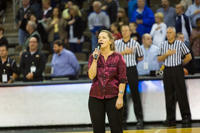 NKU Men's Basketball vs Ohio Mid-Western 11-22-2014