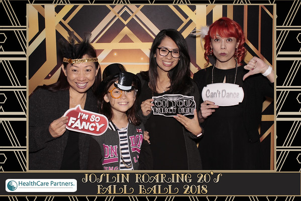 Joslyn Roaring 20's Fall Ball 2018