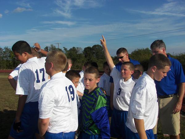 Soccer: FUMA vs. STAB