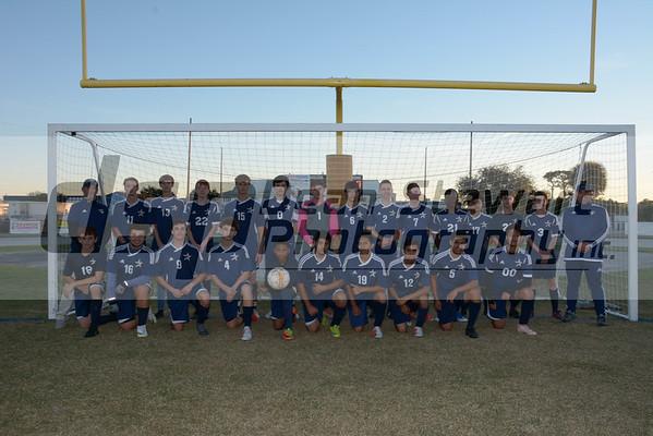 Varsity & JV Soccer VS Palm Bay 11-27-18