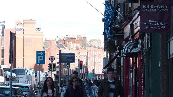 Walking Around Dublin 1 JVC Photo