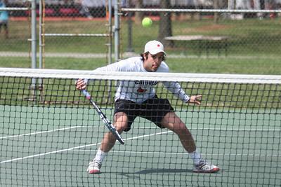 CUA Tennis 2014