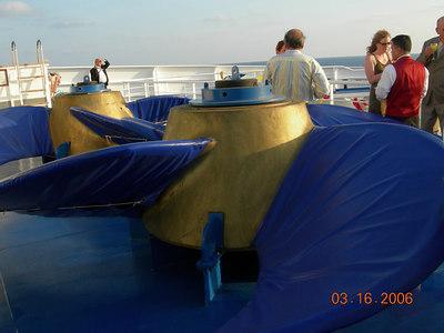 At Sea (3/16/2006 - 3/18/2006)