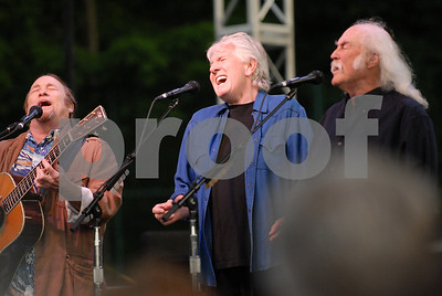Crosby, Stills & Nash, Cooperstown, NY 6/12/09