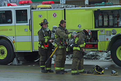Green Bay Fire 1-31-2009
