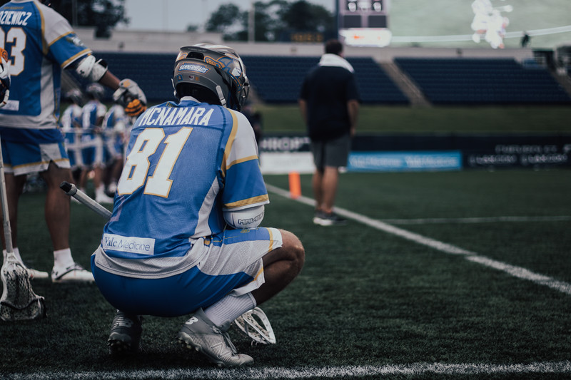 7/23/2020; Annapolis, MD, USA; Cannons vs Hammerheads  - at Navy Marine Corps Memorial Stadium. Mandatory Photography Credit: Jamal Cooley