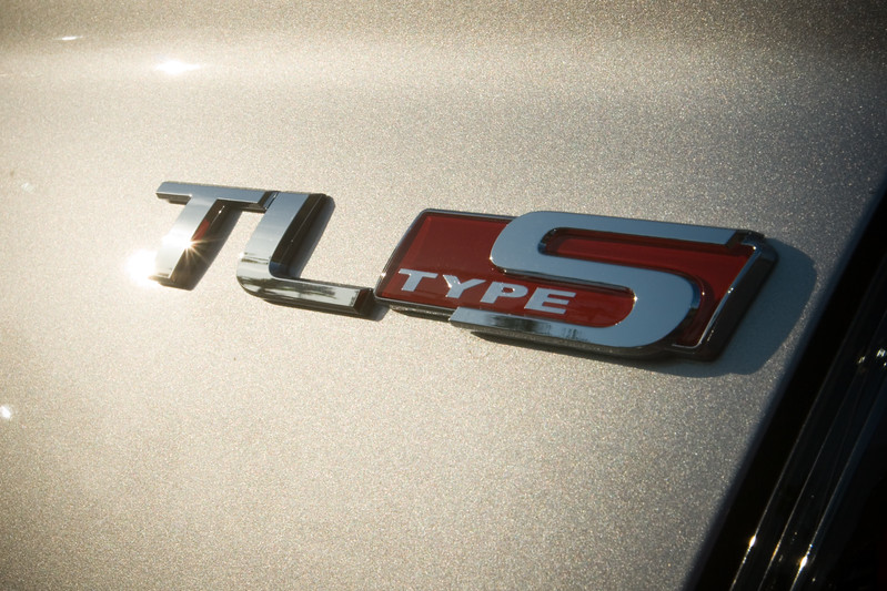A TL Type S is available for test drives, but I pass