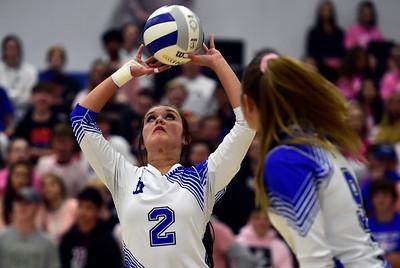 Photos: Broomfield vs Fairview CHSAA Volleyball