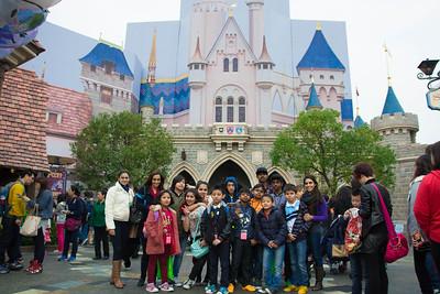 Hong Kong Disneyland - Charity Trip