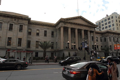 Laura's Adventures - San Francisco Mint