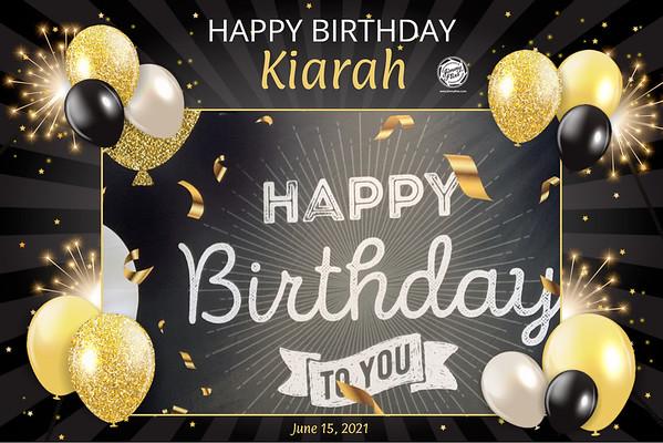 KIARAH'S 18TH BIRTHDAY PARTY