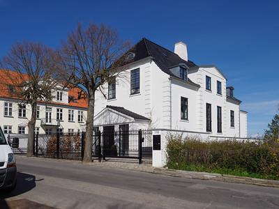 Huse i Taarbæk