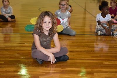 Kindergarten Thanksgiving Play