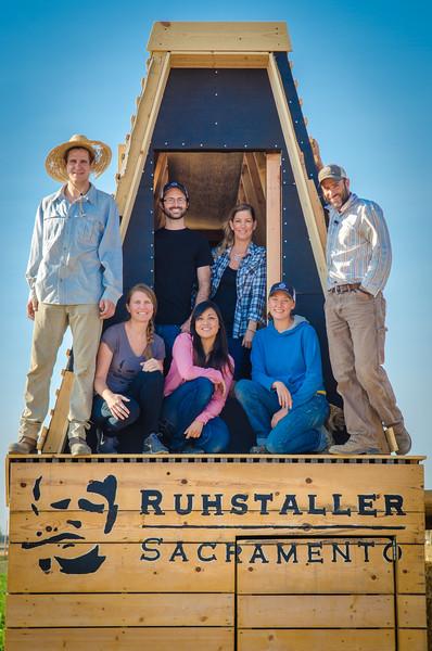 Ruhstaller Team Photo September '14