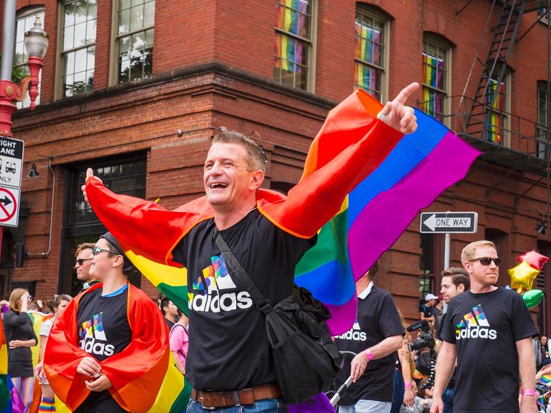 Portland Pride 2017