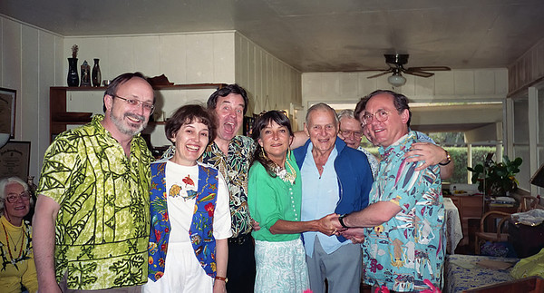 Murphy Family Reunion 1994 in Kailua