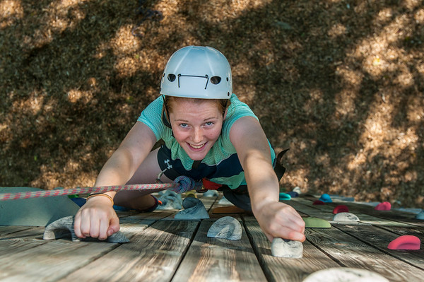 Ropes Course - Ninth Grade 2015