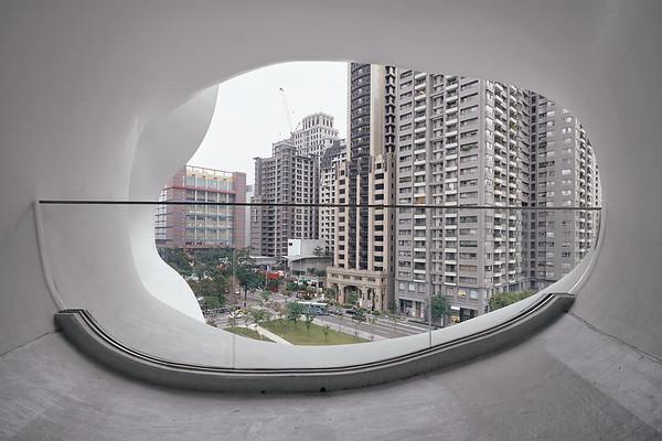臺中國家歌劇院 – 伊東豐雄