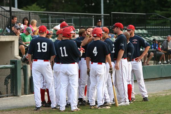 vs. Redbirds, 7/27/2011, The Game