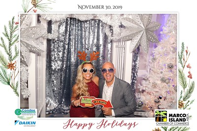 Marco Island Chamber of Commerce Holiday 2019