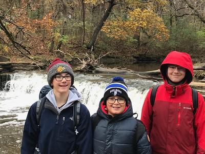 2019-11-2 Waterfall Glen