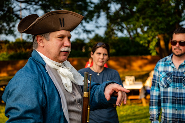Jeffersonian Picnic: All Men Created Equal?