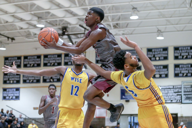 The Inaugural Prince George's County Challenge: Douglass vs Wise