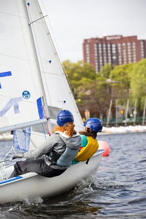 Varsity Sailing 051115