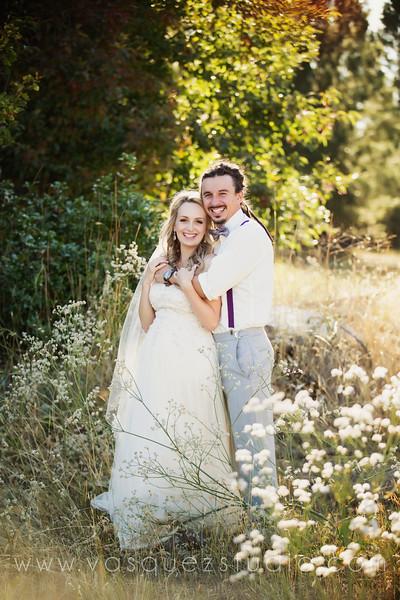 Ashley & Bryce //  Cle Elum Wedding by Vasquez Photography
