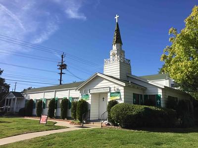 WHITE CHAPEL CHURCH