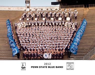 Blue Band 2012