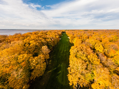 Fall Color on the Golf Course-2019