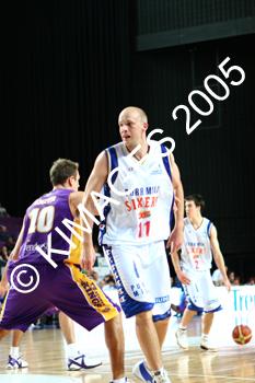 Kings Vs 36ers 23-12-2005