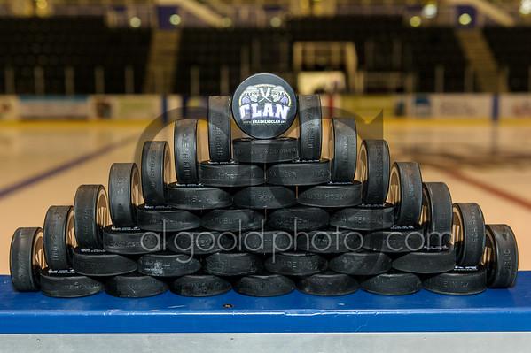 Clan v Flyers 9 Oct 2015