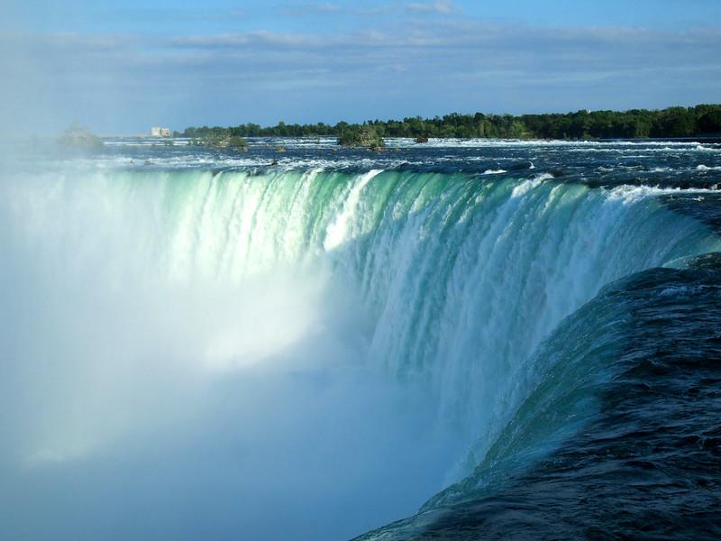 Horseshoe Falls at Niagara Falls