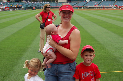 Repettis at the Angel Game-Meet the Player Family Day