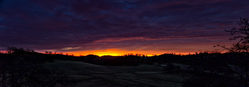 Winter Sunrise II