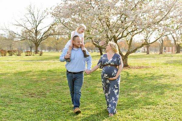 Betts Family {Maternity}