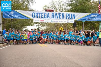 Ortega River Run 2017