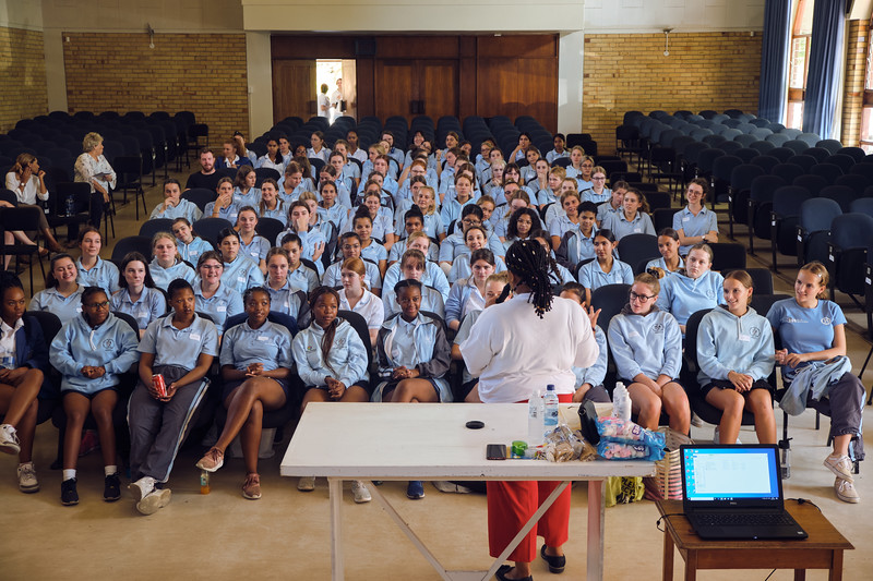 The Anzisha Prize Tour @ Springfield Convent School
