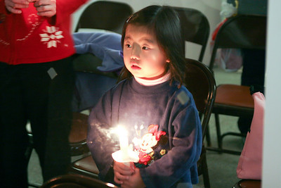 Candle Light Service 2005